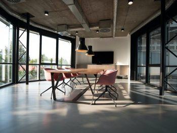 Office boardroom